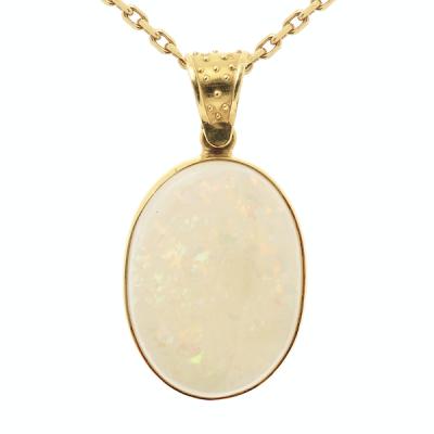 October – Opal