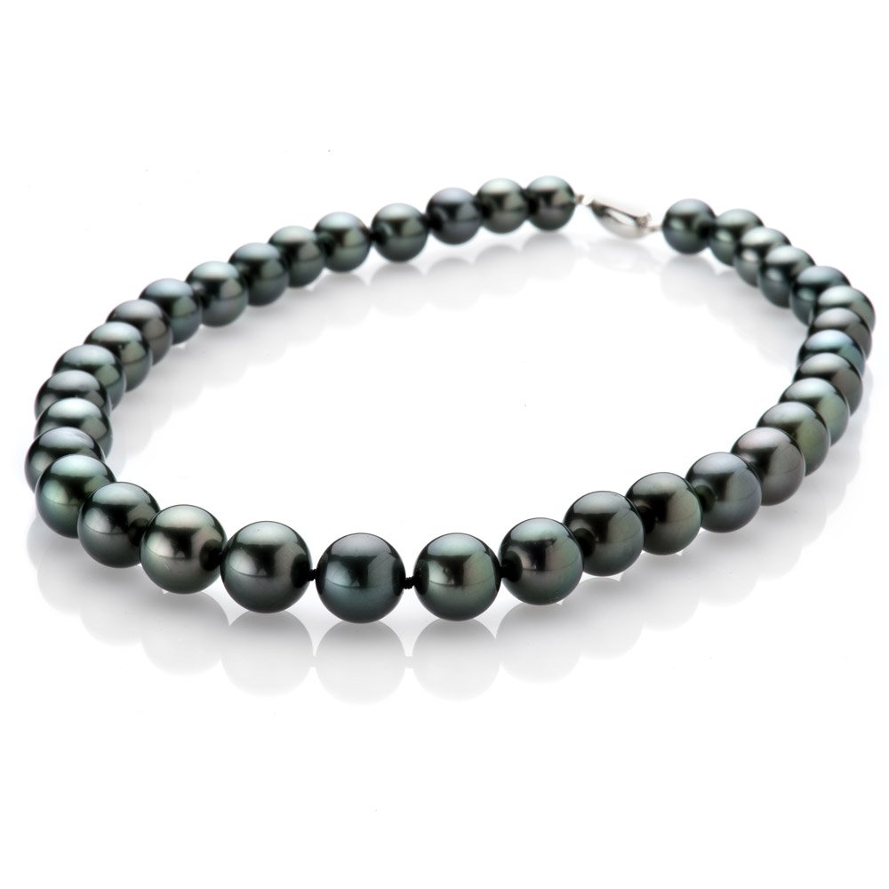 Heidi Kjeldsen Exquisite Tahitian Pearl Necklace NL1145