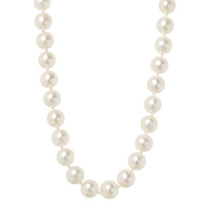 Heidi Kjeldsen Glorious Cultured Pearl Necklace NL983