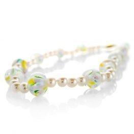 Heidi Kjeldsen Heidi's Murano Glass & Cultured Pearl Necklace NL1056