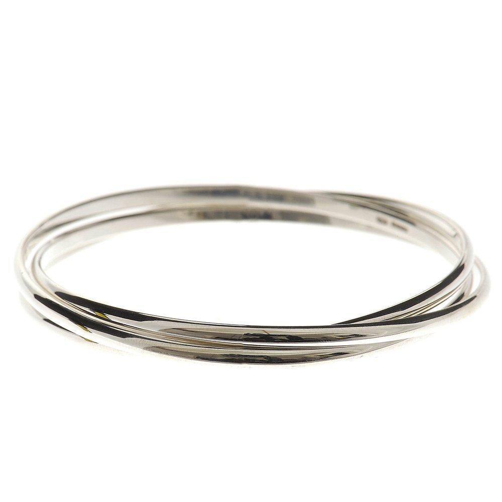 Russian Wedding Ring Style Bangle