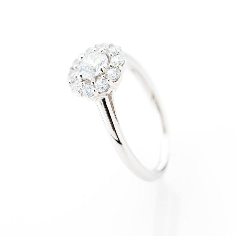 Heidi Kjeldsen Glorious Diamond Cluster alt R1105
