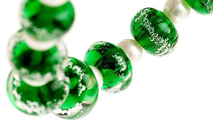 Heidi Kjeldsen Jewellery Murano Glass Main