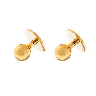 Heidi Kjeldsen 9ct Yellow Gold Dress Studs DSTUDS1