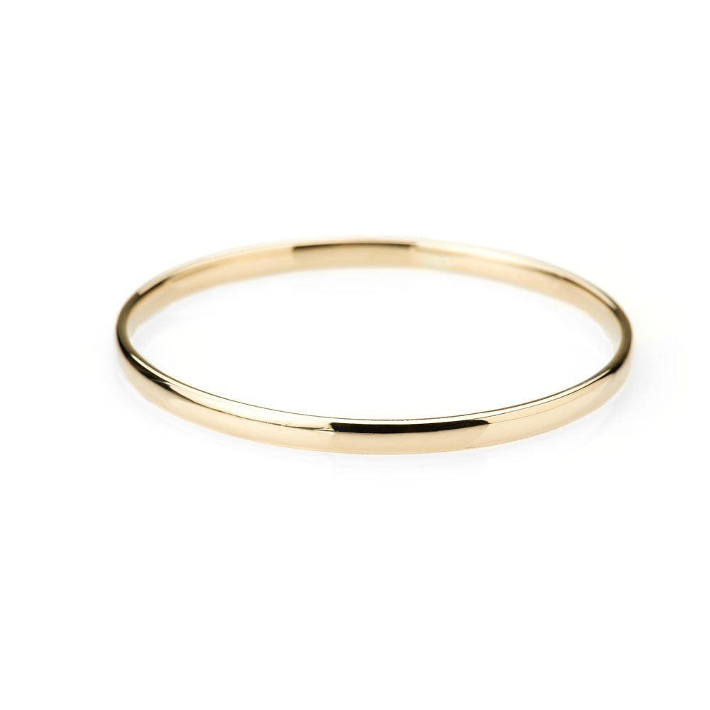 Appealing 9ct Yellow Gold Bangle