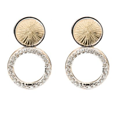 Heidi Kjeldsen Astrid Galaxy Diamond Earrings ER1918-1