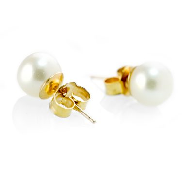 Heidi Kjeldsen Cultured Pearl & 9ct Earrings ER1691