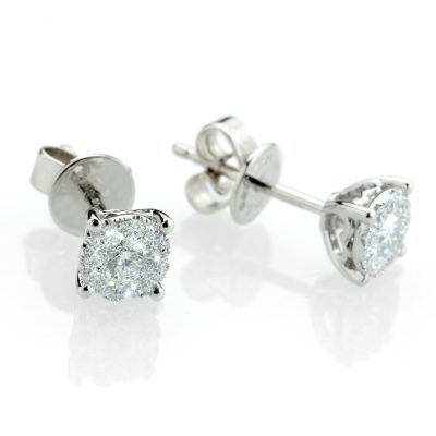 Heidi Kjeldsen Enchanting Sparkling Diamond Earrings ER1803