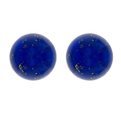 Heidi Kjeldsen Lapis Lazuli & 9ct gold Earstuds ER1742