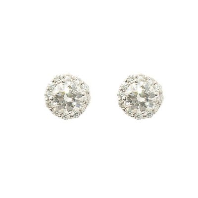 Heidi Kjeldsen Modern Diamond Cluster Earrings ER1496