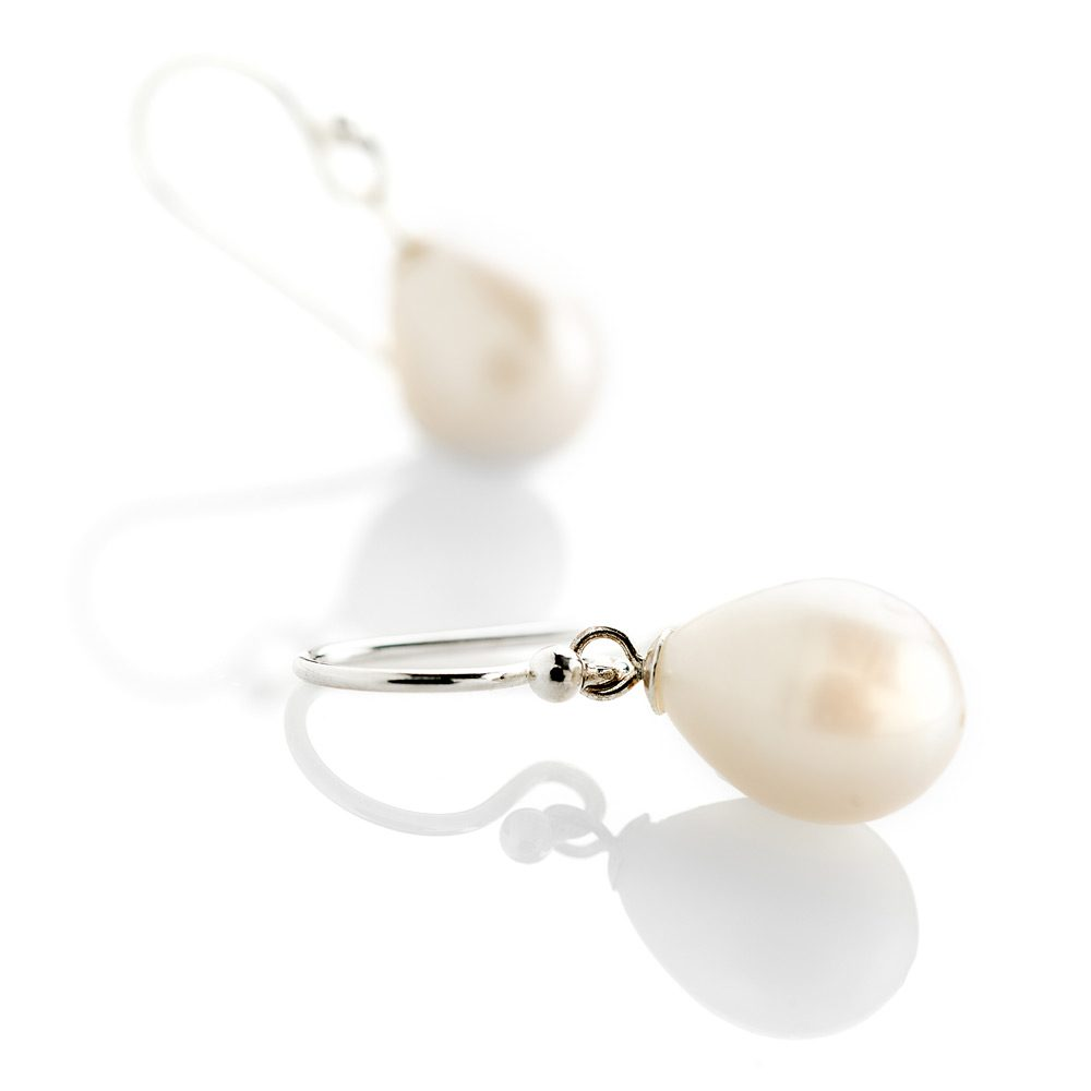 Heidi Kjeldsen Pearl Drop Earrings ER1773-2