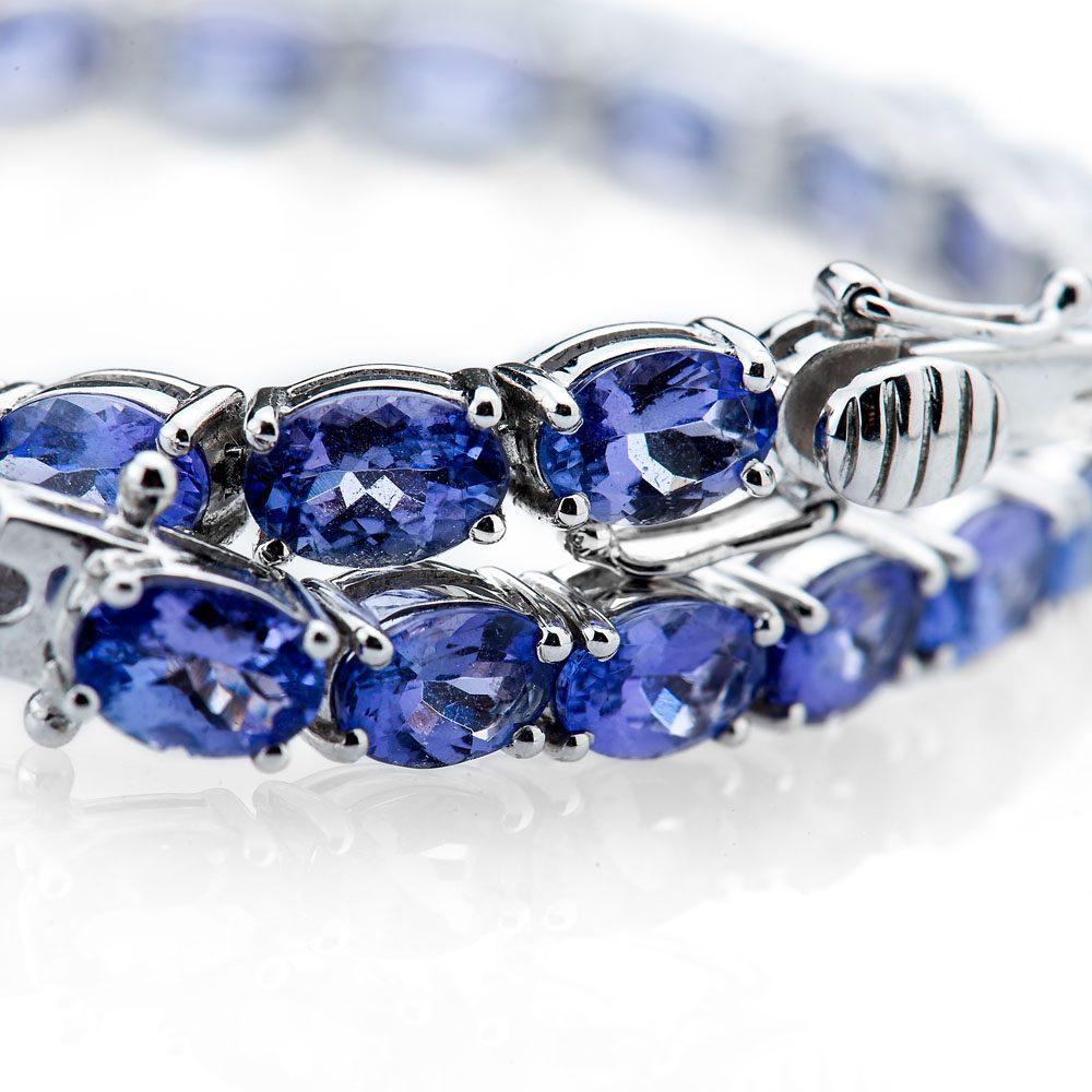 Heidi Kjeldsen Ravishing Tanzanite Bracelet ALT1 BL941