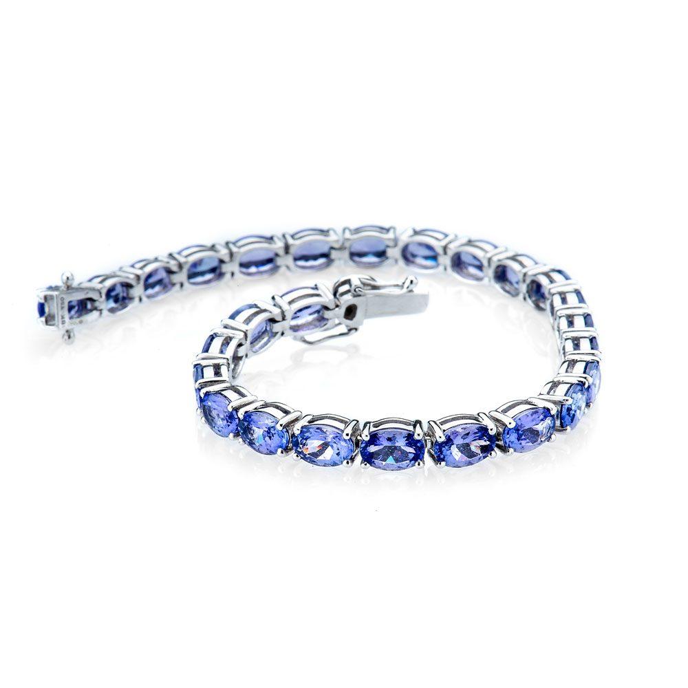 Heidi Kjeldsen Ravishing Tanzanite Bracelet ALT2 BL941