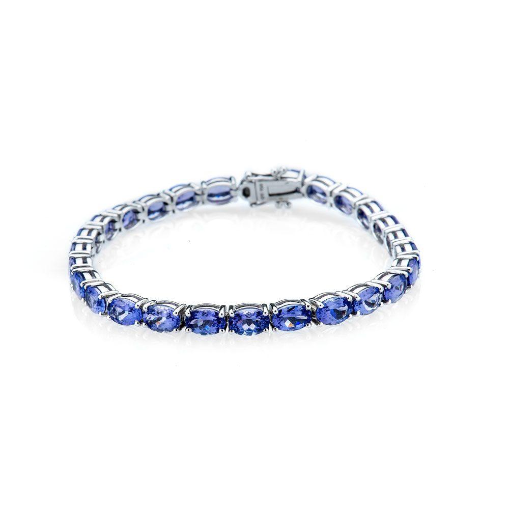 Heidi Kjeldsen Ravishing Tanzanite Bracelet BL941