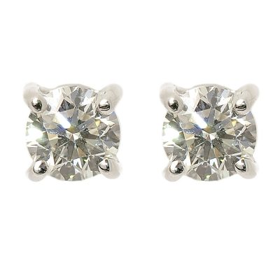 Heidi Kjeldsen Sparkling Diamond & White Gold Earrings ER1211