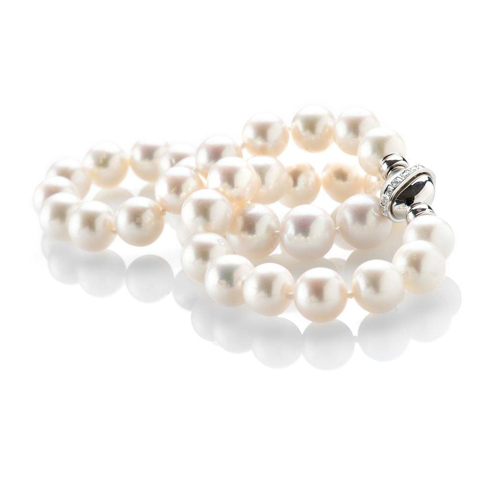 Splendid Cultured Pearl Necklace