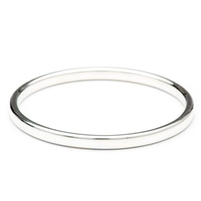 Heidi Kjeldsen Sterling Silver Handmade Bangle BL0092 1