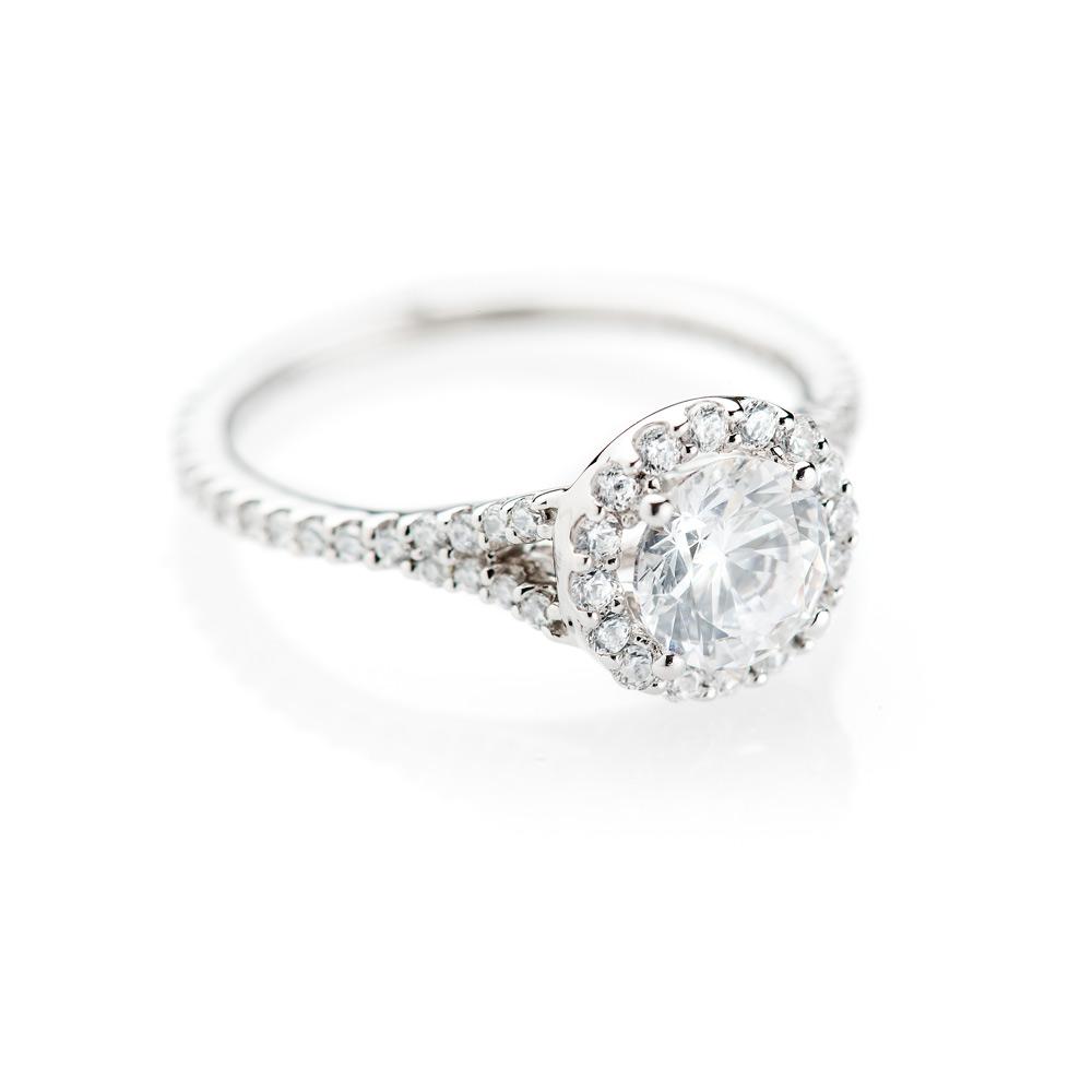 Heidi Kjeldsen Glorious Diamond Cluster Ring R1106