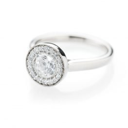 Heidi Kjeldsen Stunning Diamond Ring R1103