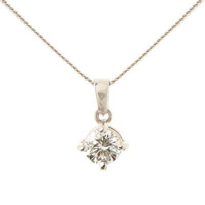 heidi kjeldsen glorious diamond pendant