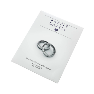 December 13th prize is the ultimate jewellery ckeaning cloth from Razzle Dazzle
