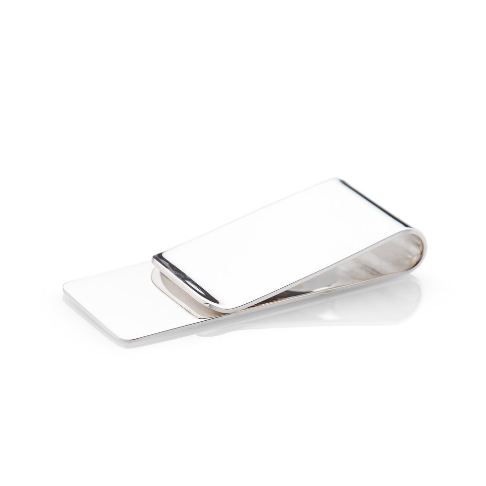 Heidi Kjeldsen Useful Sterling Silver Money Clip