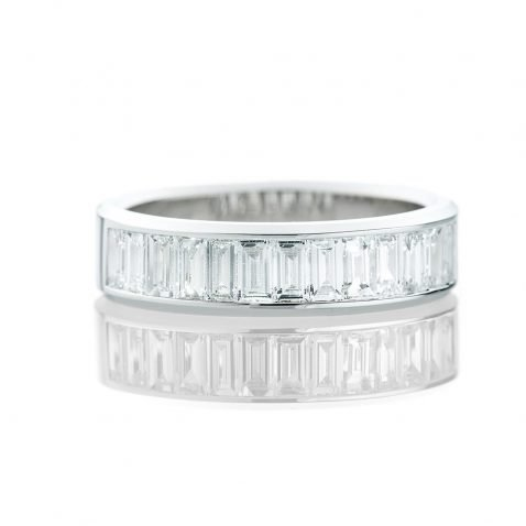 Heidi Kjeldsen Exquisite Diamond Baguette Ring R1171-1