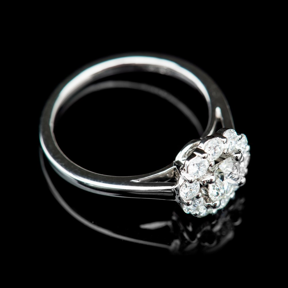 under rings of engagement meaning stunning attachment ring happy morganite