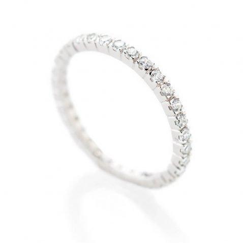 Heidi Kjeldsen Captivating Diamond 0.75cts Full Eternity Ring R1263S
