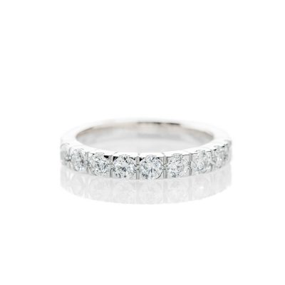 Heidi Kjeldsen Highly Desirable Diamond 1.00ct Half Eternity Ring R1262S