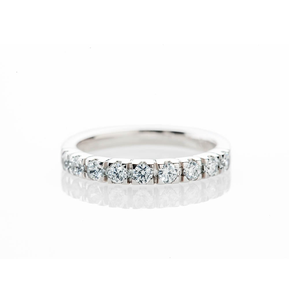 Heidi Kjeldsen Stunning 0.50ct Diamond Half Eternity Ring R1261S