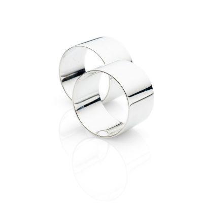 napkin rings - Heidi Kjeldsen Jewellery - NR0001-5
