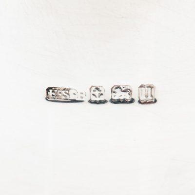 Napkin Rings - Heidi Kjeldsen Jewellery - NR0010-3