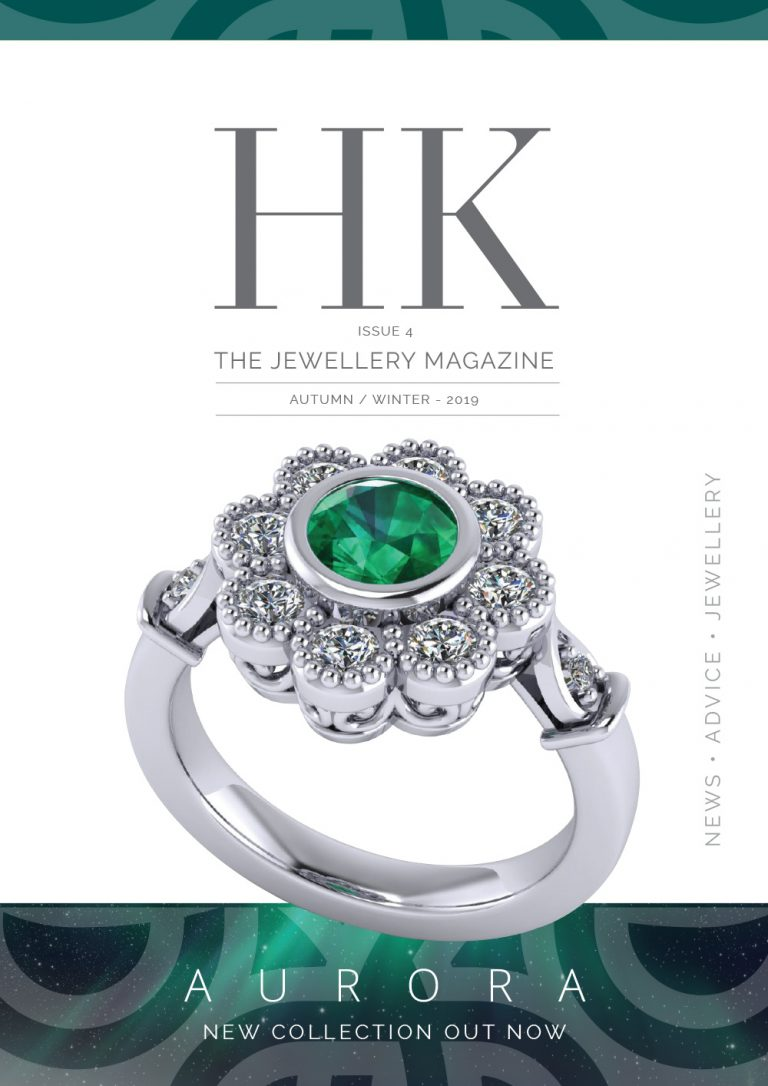 HK Magazine - Autumn - Winter 2019 Aurora Jewellery Collection