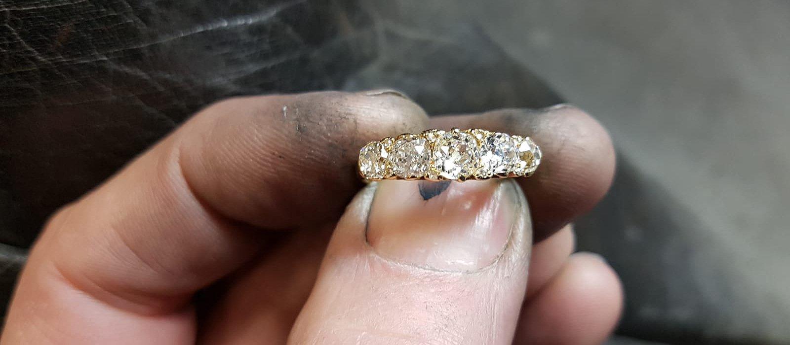 Jewellery Repairs Rutland