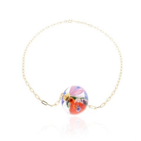 Murano Glass Pendant By Heidi Kjeldsen Jewellery NL1321 Top