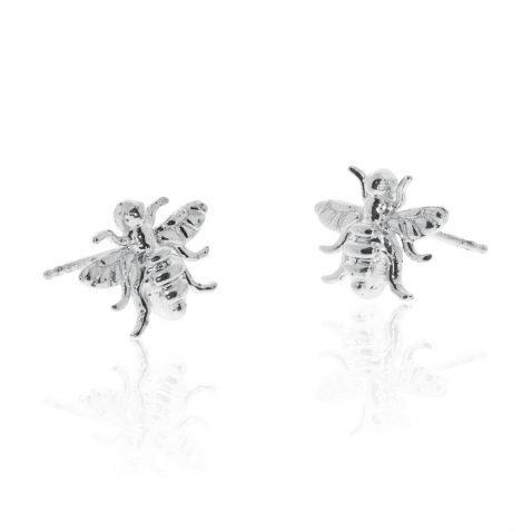 Stylish Sterling Silver Earrings by Heidi Kjeldsen Jewellers ER2503 Front View 2