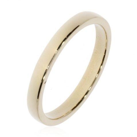 Yellow Gold Wedding Ring By Heidi Kjeldsen Jewellery R1538 Vertical