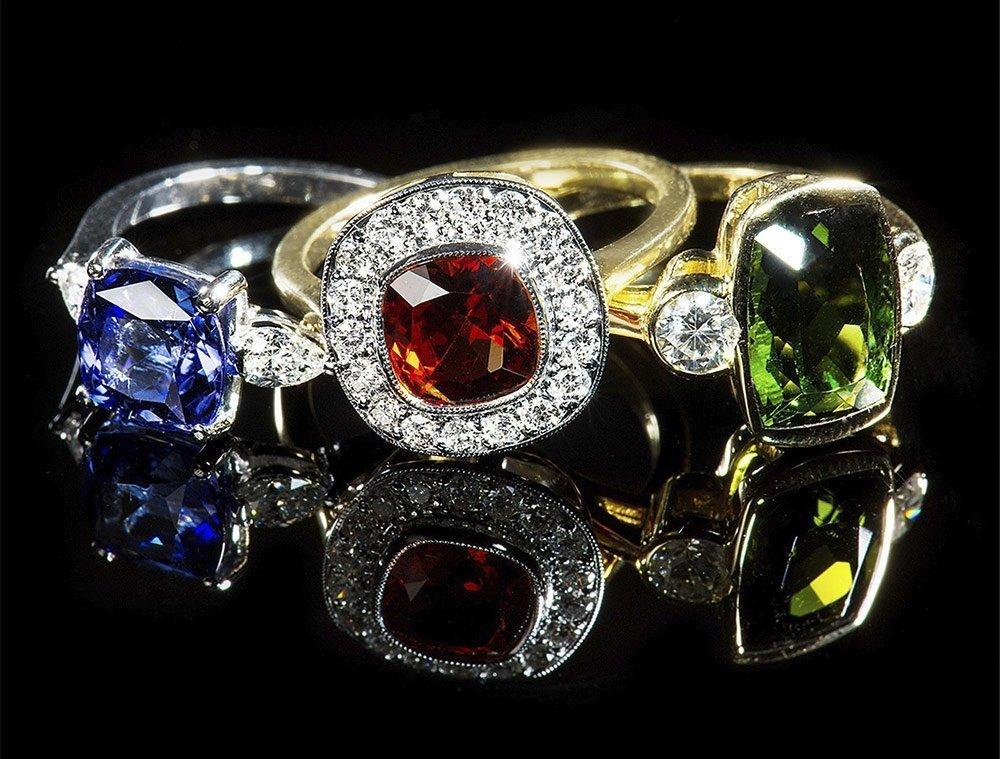 Birthstone - Jewellery - Oakham - Rutland