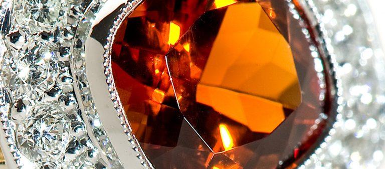 Garnet jewellery - Rutland