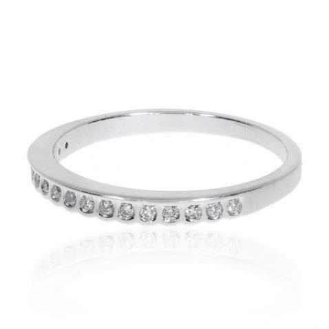 Diamond Double-Sided Eternity Ring By Heidi Kjeldsen Jewellery R1502 Side