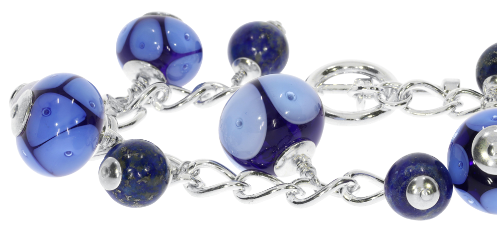 Murano Glass braclets make perfect gifts