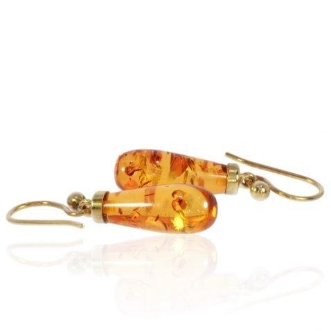 Amber Earrings By Heidi Kjeldsen Jewellers ER4767 Flat
