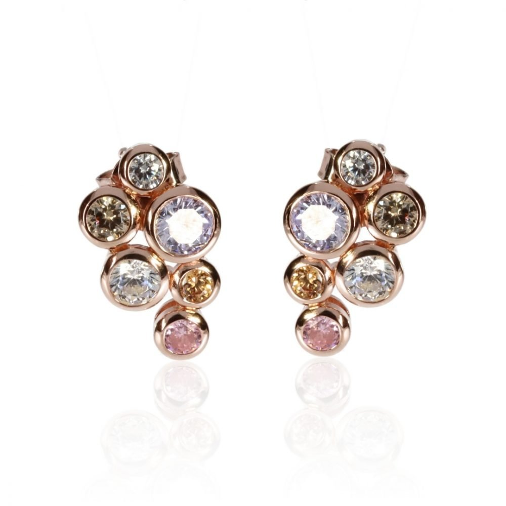 Fei Liu Bubble earrings Heidi Kjeldsen ER2587 Front