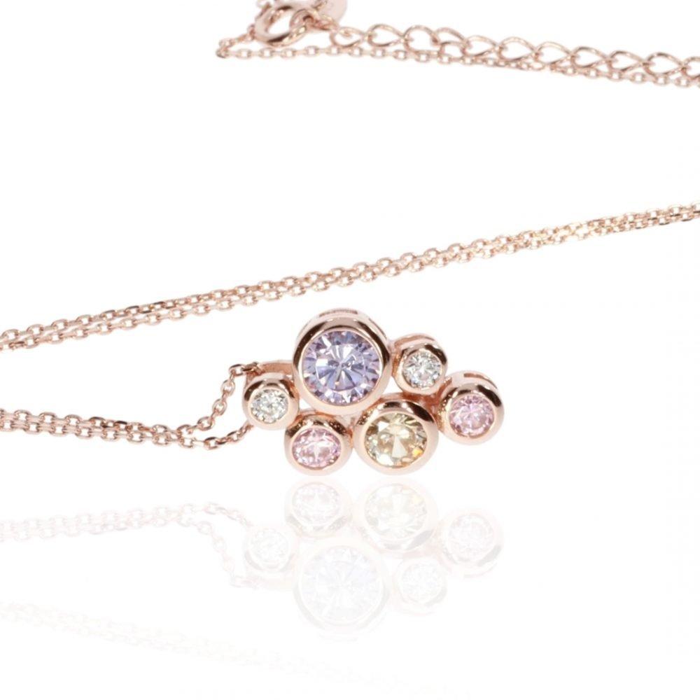 Fei Liu Bubble Pendant Heidi Kjeldsen Jewellery P1485 Side