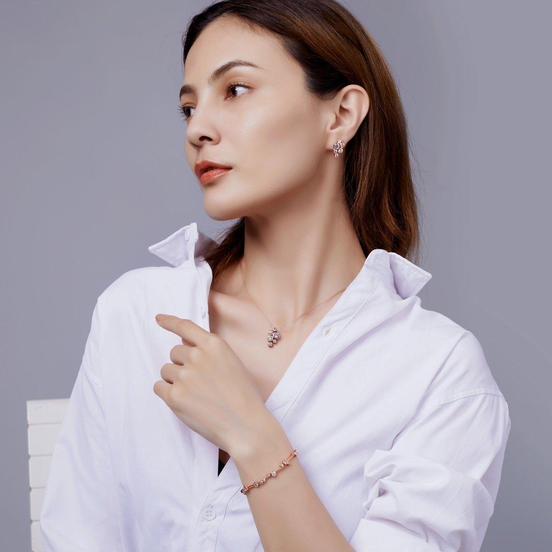 Fei Liu Bubble Bracelet Heidi Kjeldsen Jewellers BL1404 Model