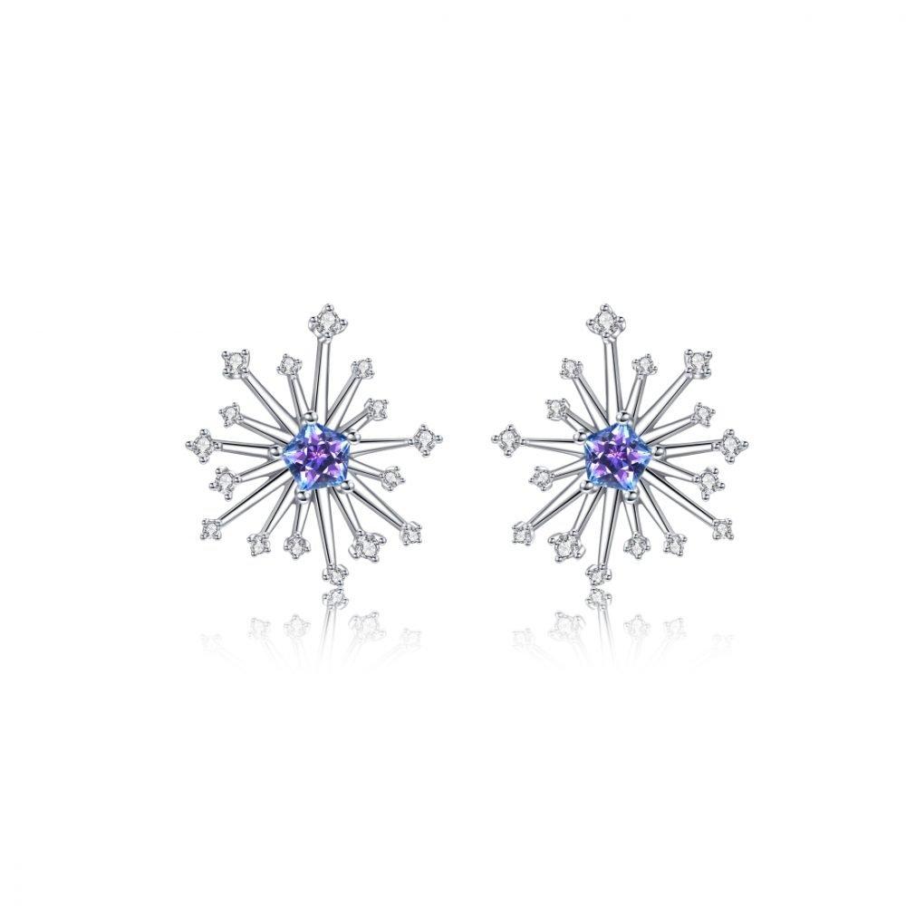 Fei Liu Carpe Diem Collection Heidi Kjeldsen Jewellery Sparkler Earrings ER2592 Front
