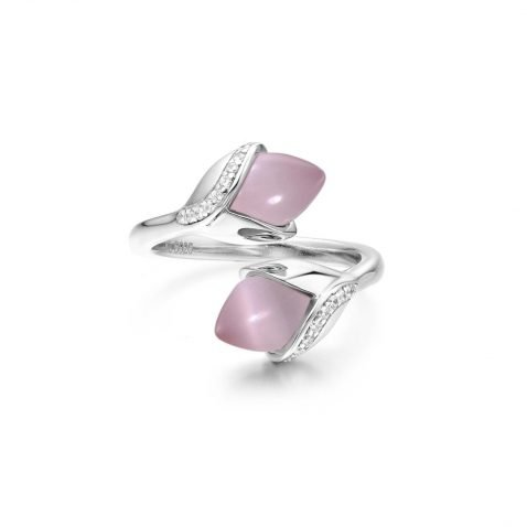 Fei Liu Magnolia Collection Pink Heidi Kjeldsen Jewellers R1690 Top