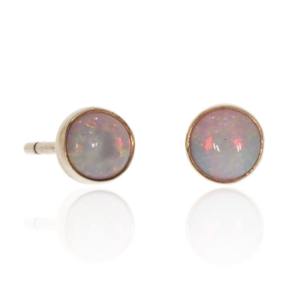 Opal Earrings By Heidi Kjeldsen Jewellery ER4765 Front