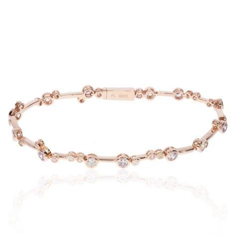Fei Liu Bubble Bracelet Heidi Kjeldsen Jewellers BL1404 Flat
